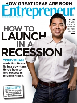Entrepreneur Magazine Featuring Rich Urban